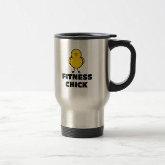 Fitness Chick Mugs