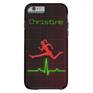 Fitness Coach Personal Trainer iPhone 6 6S Tough Tough iPhone 6 Case