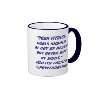 Fitness Goals Mugs