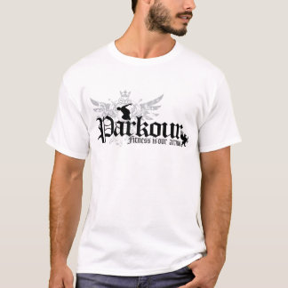 Fitness is our armour 2 T-Shirt