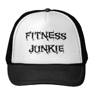 Fitness Junkie Shirt Cap