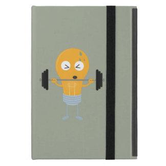 Fitness light bulb with weight Z1zu3 iPad Mini Case