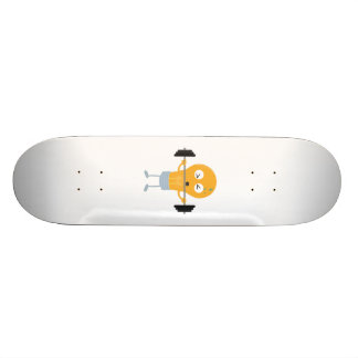 Fitness light bulb with weight Z1zu3 Skate Board Decks