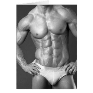 Fitness Model Notecard #5