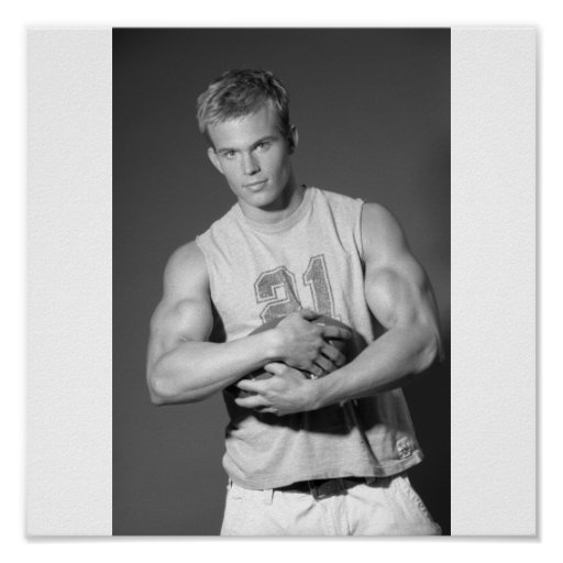Fitness Model Poster #232345