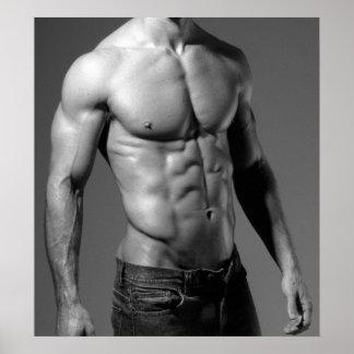 Fitness Model Poster #46