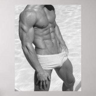 Fitness Model Poster #50