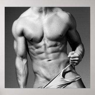 Fitness Model Poster #71