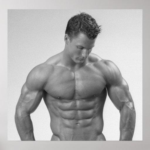 Fitness Model Poster #91