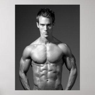 Fitness Model Poster #95