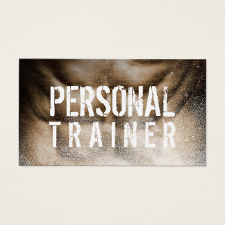 Fitness Personal Trainer Bodybuilder Cool