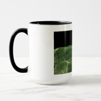Fitness Technology Science Lifestyle as a Concept Mug