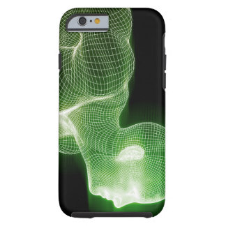 Fitness Technology Science Lifestyle as a Concept Tough iPhone 6 Case