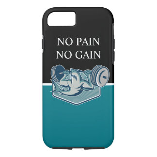Fitness Theme iPhone 8/7 Case