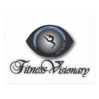 Fitness Visionary Postcard