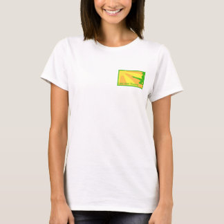 Fitted - Logo bust T-Shirt