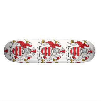 Fitz-John Family Crest Skateboard Decks