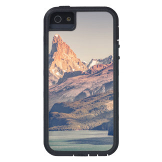 Fitz Roy and Poincenot Andes Mountains - Patagonia Cover For iPhone 5