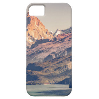 Fitz Roy and Poincenot Mountains Patagonia Case For The iPhone 5