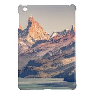 Fitz Roy and Poincenot Mountains Patagonia iPad Mini Case