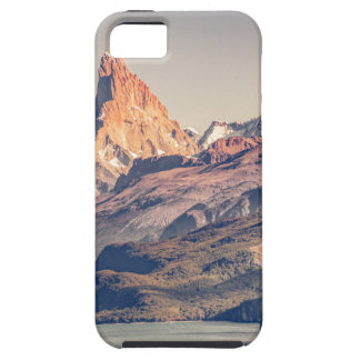 Fitz Roy and Poincenot Mountains Patagonia iPhone 5 Cover