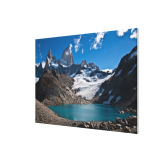 Fitz Roy Gallery Wrapped Canvas