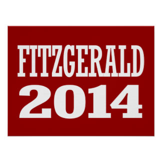 FITZGERALD 2014 POSTER
