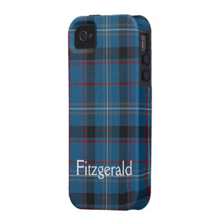 Fitzgerald Tartan iPhone 4/4S Tough Cover Vibe iPhone 4 Cover