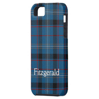 Fitzgerald Tartan iPhone 5 Tough Cover