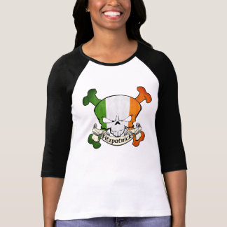 Fitzpatrick Irish Skull T-Shirt