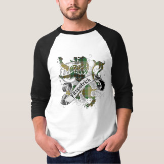 Fitzpatrick Tartan Lion T-Shirt