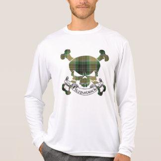 Fitzpatrick Tartan Skull T-Shirt