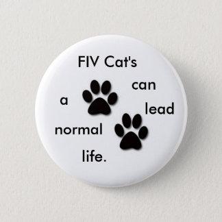 FIV Cat's badge