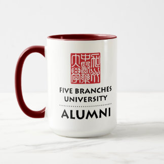 Five Branches Alumni Mug