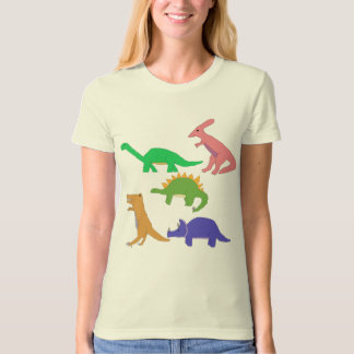 Five Dinosaurs apparel T-Shirt