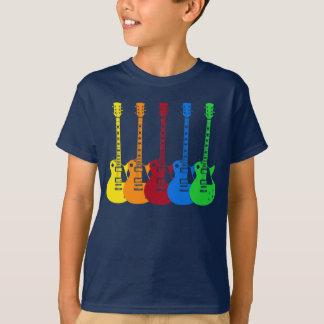 Five Electric Guitars T-Shirt