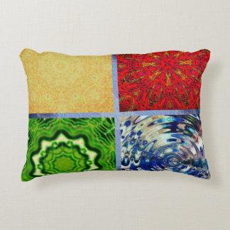 Five Elements Banner Decorative Cushion