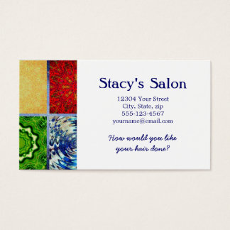 Five Elements Business Card