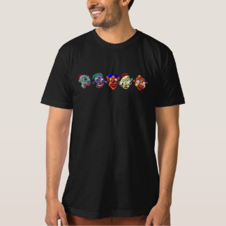 Five Freakin' Fun faces T-Shirt