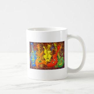 FIVE GUITARS 3800x2466 Coffee Mug