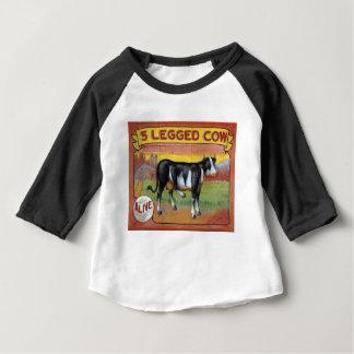 Five Legged Cow Baby T-Shirt