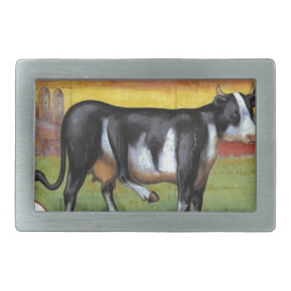 Five Legged Cow Belt Buckles