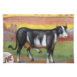 Five Legged Cow Placemat