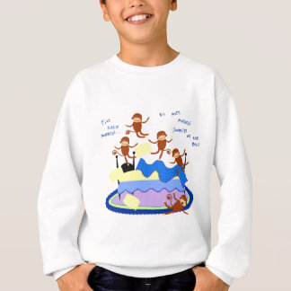 five little monkeys sweatshirt