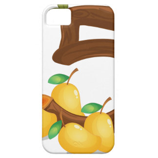 Five mangoes case for the iPhone 5