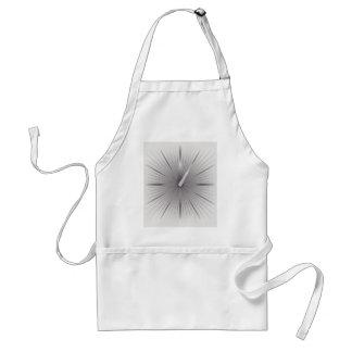 five minutes standard apron