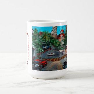 Five Points, Birmingham, Alabama Coffee Mug