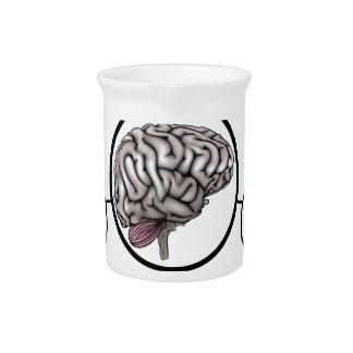 Five Senses Brain Pitcher