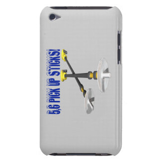 Five Six Pick Up Sticks iPod Touch Cases