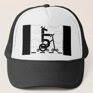 Five Speed Unicorn Trucker Hat